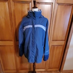 Columbia Sportswear Womens Interchange coat szXL